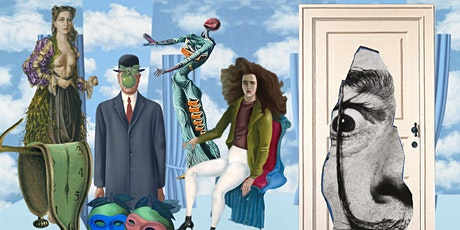 SURREALISTS STUCK AT HOME: Writing and Drawing Lockdown tickets