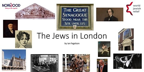 The Jews in London – 1,000 Years of History in about an Hour tickets