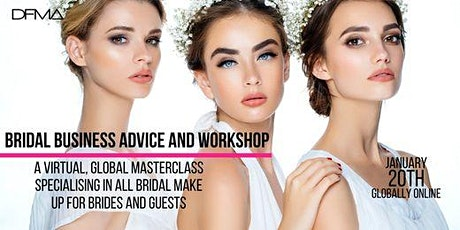 LEVEL 1BRIDAL BUSINESS ADVICE AND WORKSHOP tickets
