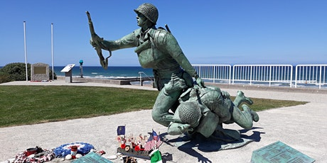 D-DAY LIVE - OMAHA - Pointe du Hoc to Easy Green Virtual Tour tickets