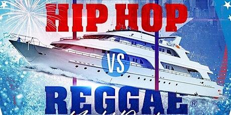 HIP HOP vs REGGAE ® NYC YACHT PARTY!! Saturday, Dec. 26th tickets