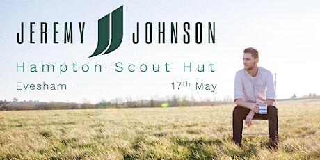 Jeremy Johnson | Hampton Scout Hut tickets