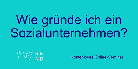 Wie gründe ich ein Sozialunternehmen? (Hessen Edition) Tickets