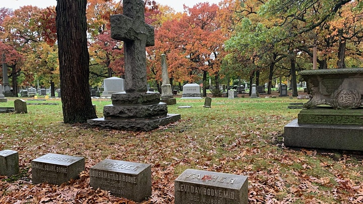 Virtual Tour: Rosehill and Graceland Cemetery - Expanded Edition image
