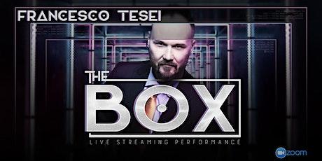 THE BOX (11/12/2020) biglietti