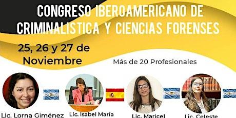 CONGRESO VIRTUAL IBEROAMERICANO CRIMINALISTICA Y CIENCIAS FORENSES entradas