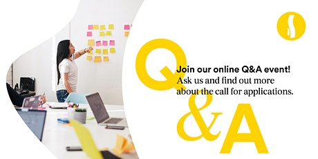 SozialMarie Questions & Answers - Online Workshop for Applicants tickets