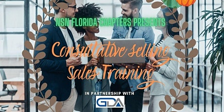 NSN Consultative Selling Sales Training Series tickets