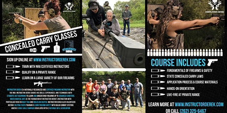 Illinois Concealed Carry Class tickets
