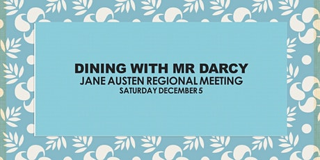Dining with Mr Darcy tickets
