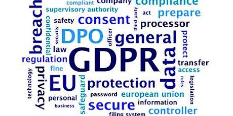 GDPR - Compliance in Investigative Services tickets