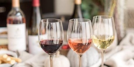Virtual Wine Tasting Experience | Good Wine & Good Vibes tickets