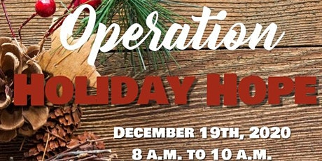 SMBC 2020 Operation Holiday Hope tickets