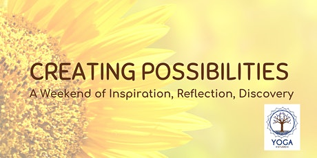 Creating Possibilities-Online Weekend Retreat tickets