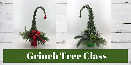 Grinch Tree Class tickets