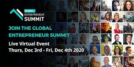 Sligo City Circle Link to Global Entrepreneur Summit tickets