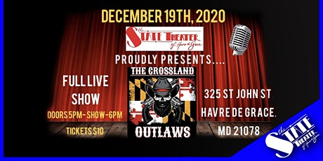 The Crossland Outlaws - Live Country Music tickets