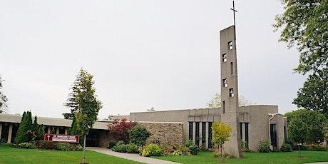 Saint Margaret Mary Parish- Christmas Masses tickets