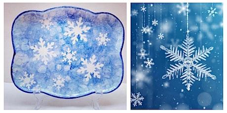 Snowflake Dish To-Go Kit tickets