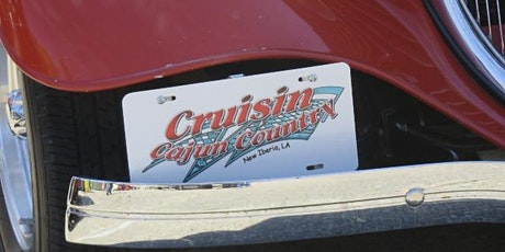 Cruisin Cajun Country 2021 tickets