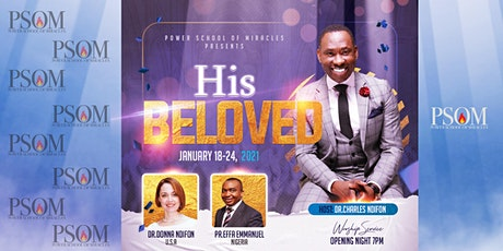 POWER SCHOOL OF MIRACLES - JANUARY 18-24, 2021 tickets