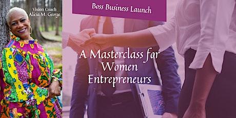 Boss Business Launch tickets