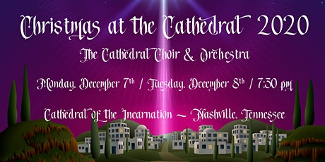 Christmas at the Cathedral tickets