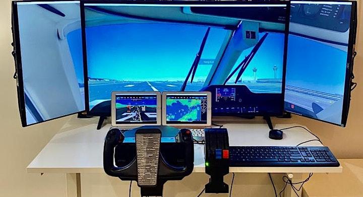 Junior Aviator Family Exploration Workshop (19-Dec-20 Class A) image