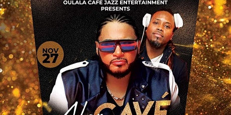 Black Friday Extravaganza featuring Alan Cave (King Of Love) tickets