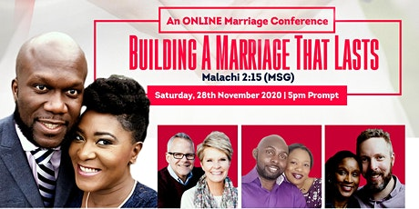 Building A Marriage That Lasts tickets