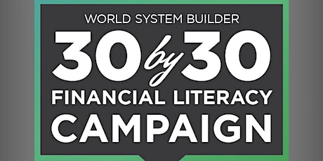OPPORTUNITY 4 Financial Literacy Campaigner  USA/CANADA tickets