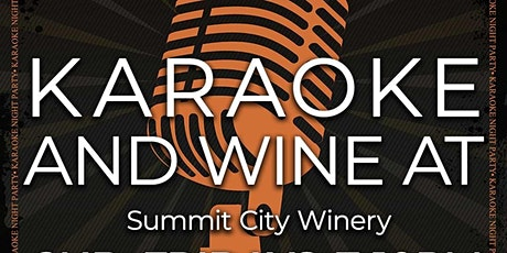 Wine and Karaoke Night with DJ Gary See's tickets