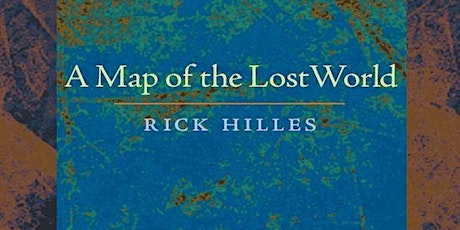 """Poetry Zoom Book Club """"A Map of the Lost World"""" tickets"""