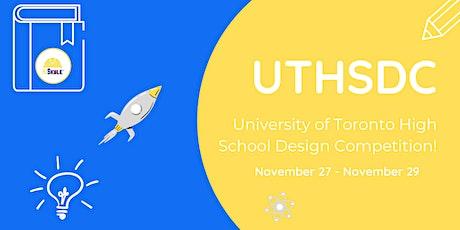 University of Toronto High School Design Competition tickets