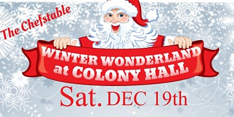 Winter Wonderland at Historical Colony Hall tickets