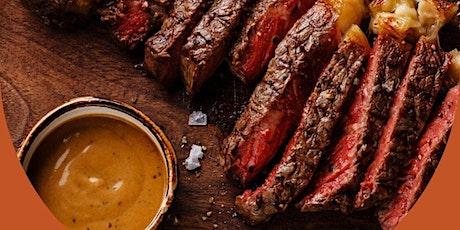Steaks by Chef Reginald Scott :: Wednesday Night Party tickets