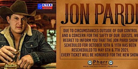 John Pardi tickets