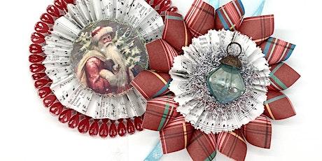 Paper Ornament Making Workshop tickets