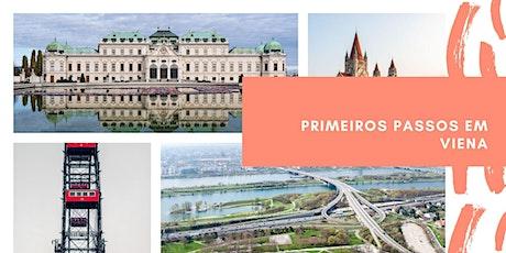 Primeiros passos em Viena Tickets