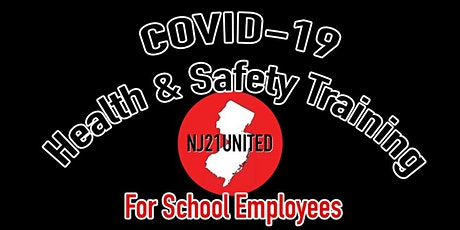 NJ21United Health & Safety Training tickets