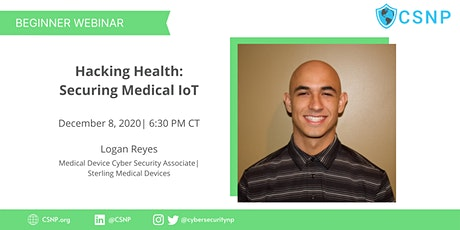 Hacking Health: Securing Medical IoT tickets