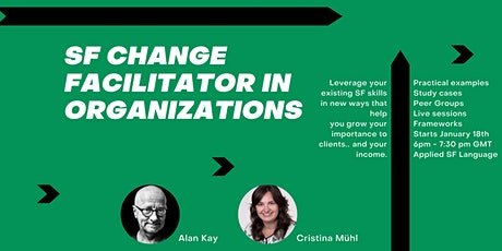 SF Change Facilitator in Organizations tickets