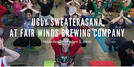 4th Annual Ugly Sweaterasana tickets