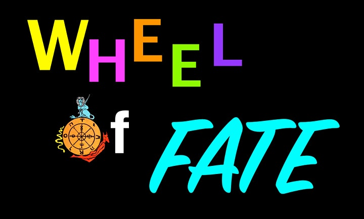 Wheel of Fate! A Zoom Comedy Game Show image