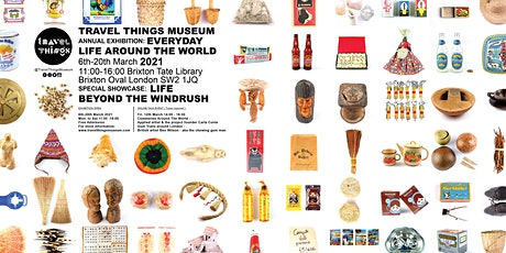 Travel Things Museum - 2021 Annual Exhibition tickets