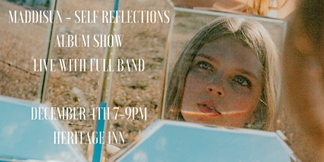 Maddisun - Self Reflections album show tickets