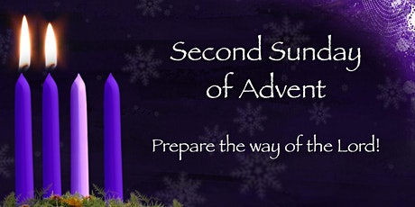 Second Sunday of Advent: Remembering The Prophets tickets