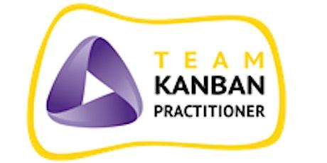 Team Kanban Practitioner Online Tickets
