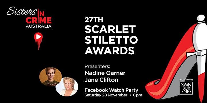 27th Scarlet Stiletto Awards image