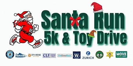 Santa Run Community 5k and Toy Drive tickets